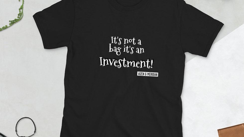 Investment Short-Sleeve T-Shirt