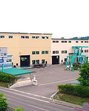 戸田鉄工_工場