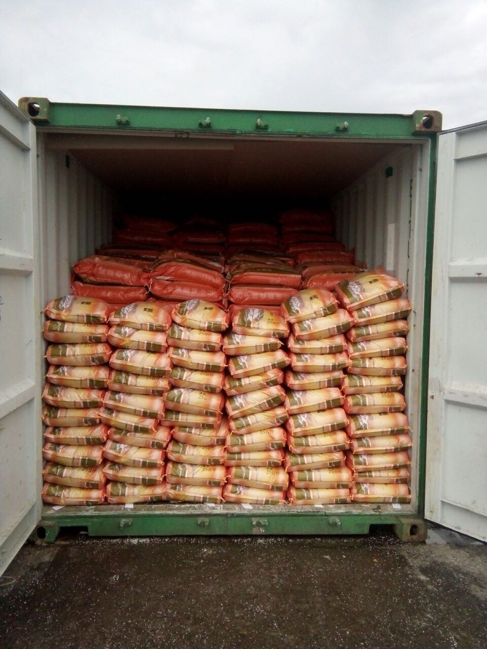 WhiteOxen Premium Japonica Rice