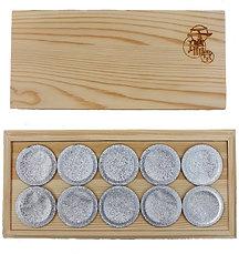 Ginseng Capsules (Wooden Gift Box - 10 pcs per box)