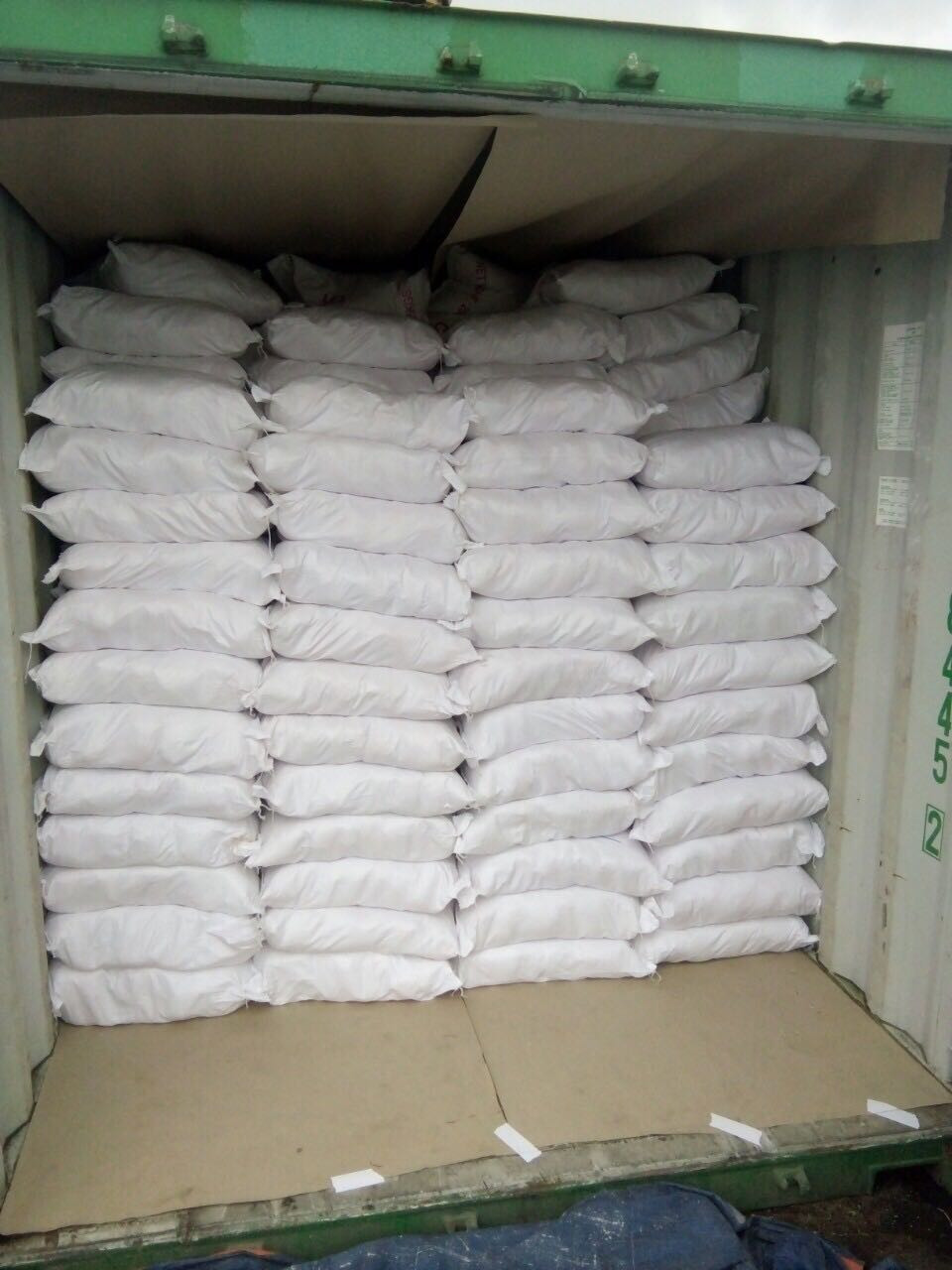WhiteOxen Premium Jasmine Rice shipment packing 1kg for donation