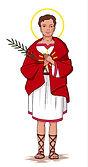 Logo St Tarcisius