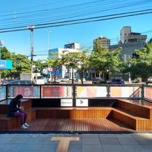 Parklet Estação das Artes
