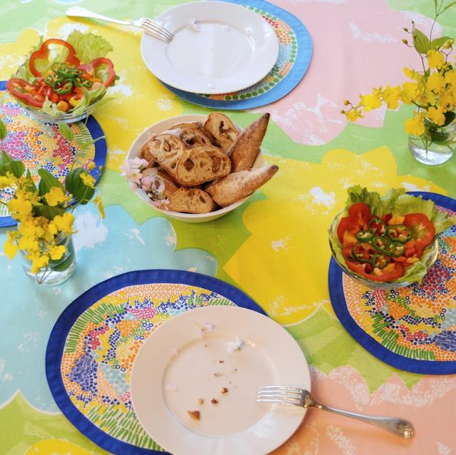 """Taste of 4 sasons-Spring"""
