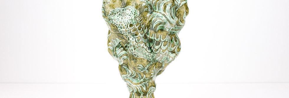 "No.13 ""Chameleon vase"""