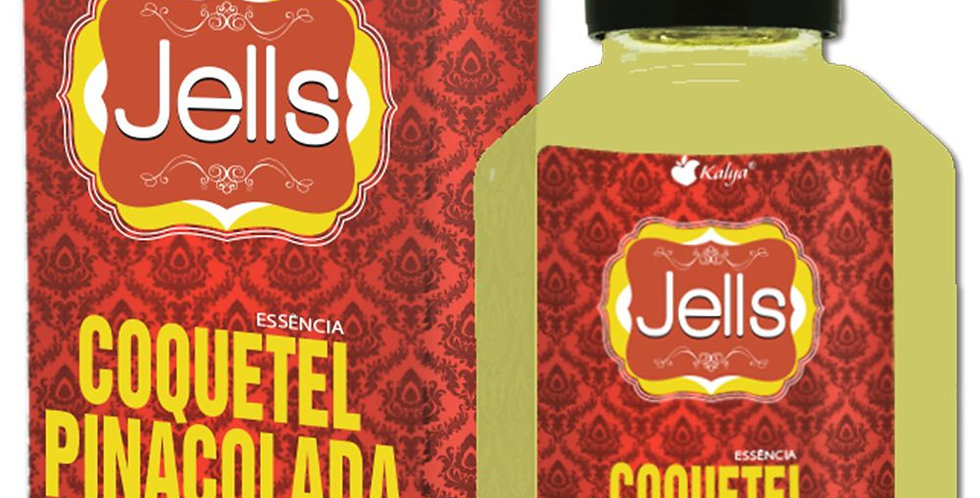 Gel Comestível - Jells Pinacolada