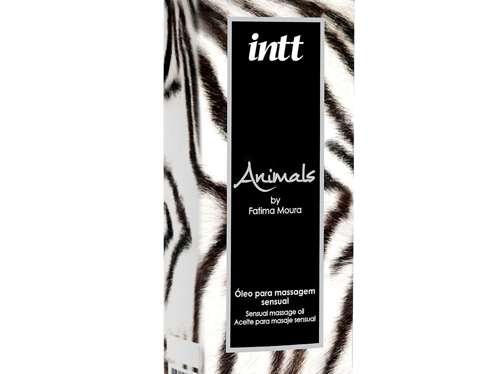 ÓLEO DE MASSAGEM ANIMALS INTT