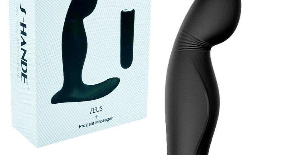 Estimulador De Próstata Recarregável Zeus  S-Hande