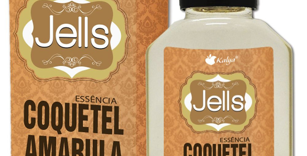 Gel Comestível - Jells Amarula