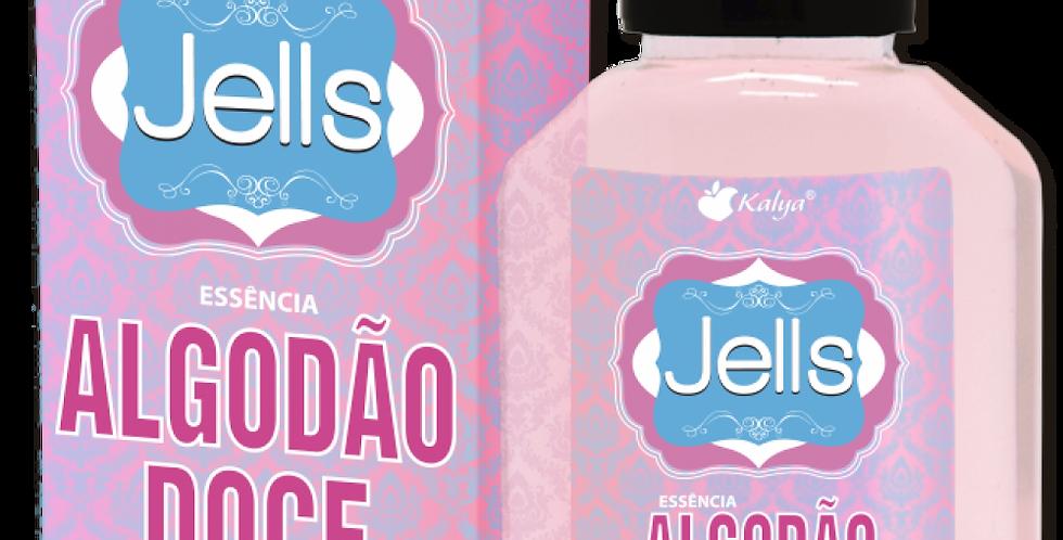 Gel Comestível - Jells Algodão Doce