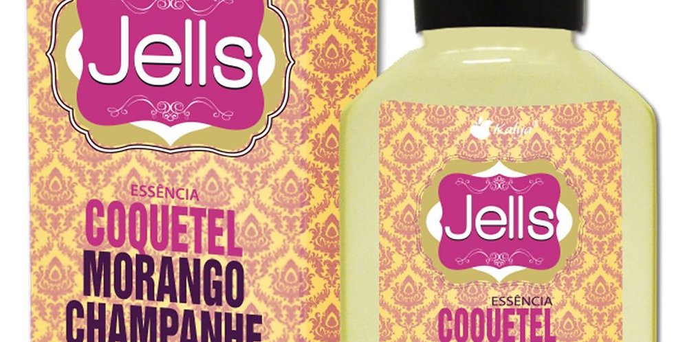 Gel Comestível - Jells Champanhe