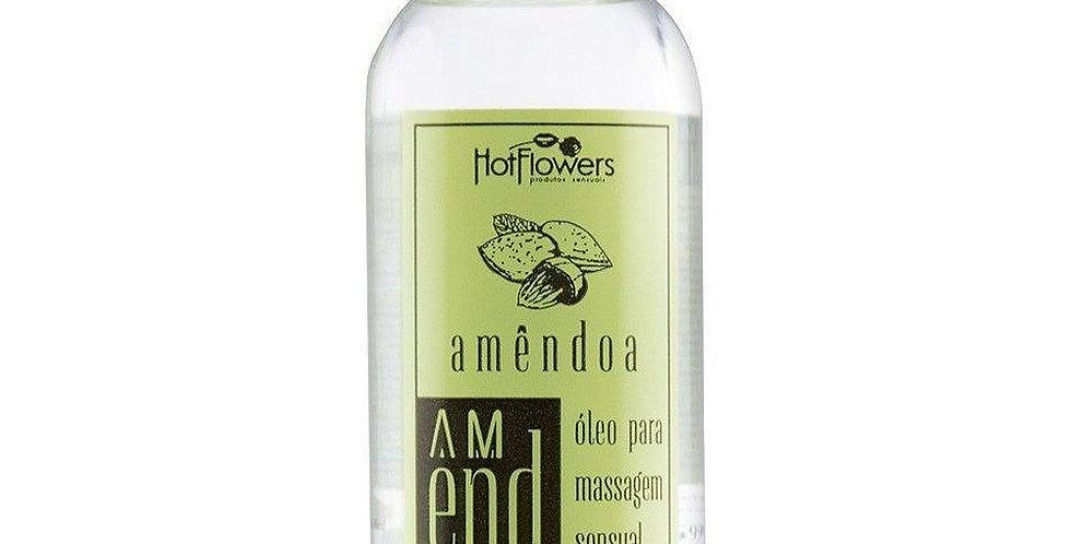 Óleo de Massagem Amêndoa - Hot Flower