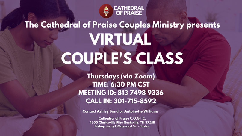Virtual Couples Class