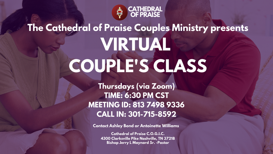 Virtual Couples Class