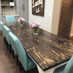Sugar Pine Farmhouse Table