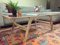 Larsson Coffee Table, Ambrosia Maple