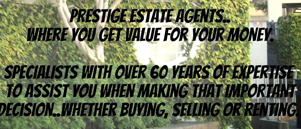 Prestige Properties Properties for sale in Vanderbijlpark