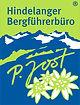 Bergführerbüro Bad Hindelang - P. Jost