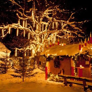 Weihnachtsmarkt - Lichterglanz - Bad Hindelang