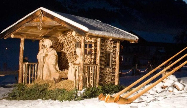 Weihnachtsmarkt - Alphörner - Bad Hindelang - Bad Hindelang