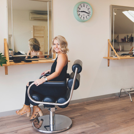 Three New Year Resolutions Ideas For Your Hair Salon