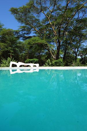 Swimming pool Lake Naivasha