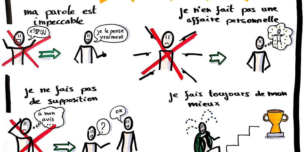Les accords toltèques expliqués aux enfants