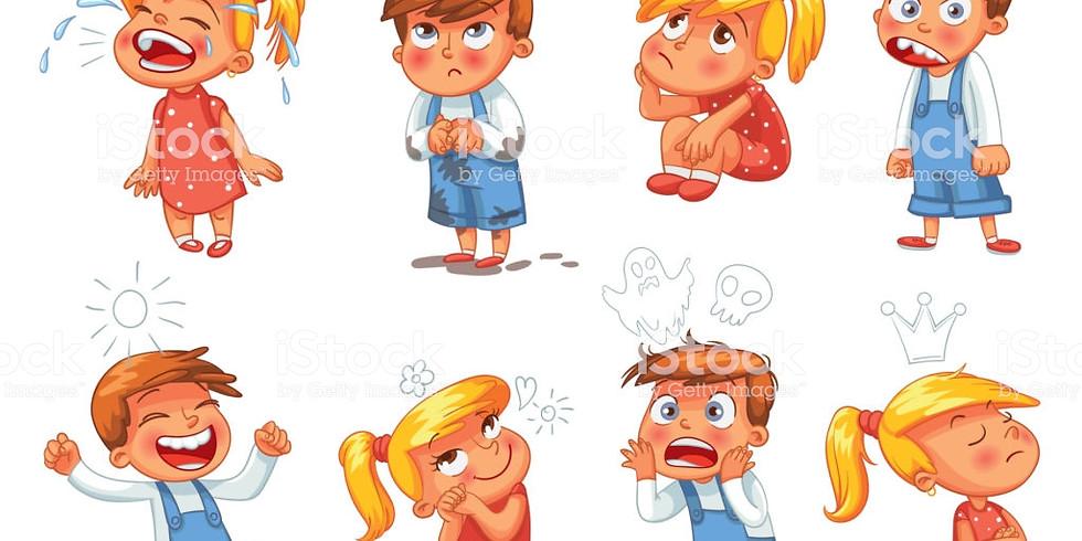 Accompagner les émotions chez les enfants- PARTIE 2