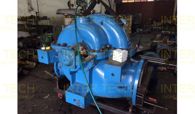 Kubota Split Casing Pump