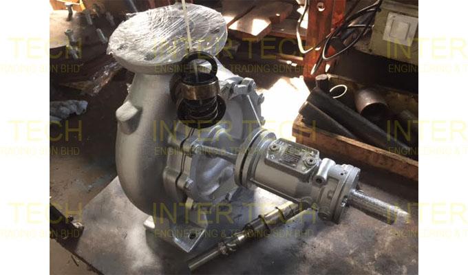 Allweiler NTT Pump U5A W4