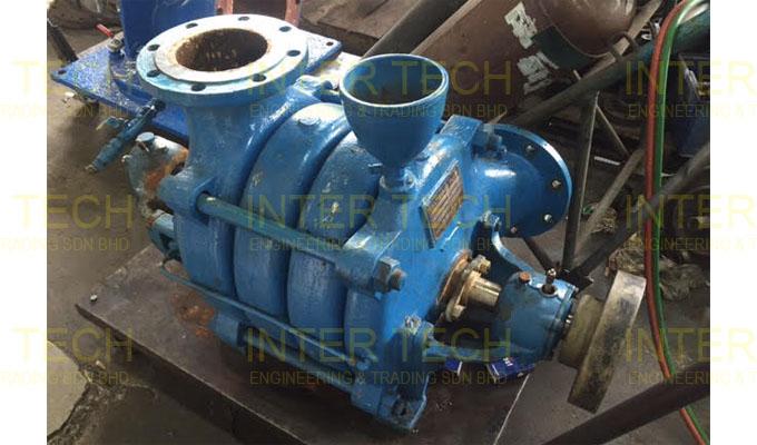 Ebara Horizontal Multistage Pump MS MSH MSL