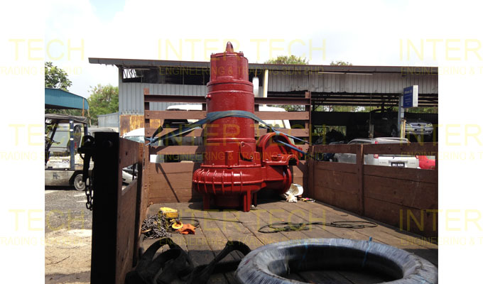 Sarlin Submersible Pump