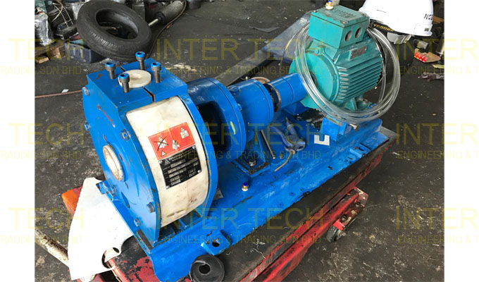 Insheng HC HCB Thermoplastic Chemical Pump