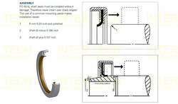 PS Seal Assembly Instruction