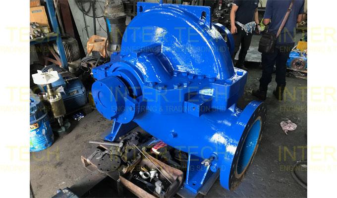 KSB Omega Split Case Pump Refurbished