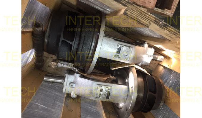 Sihi Thermal Oil Pump ZTNA ZTNC ZTND