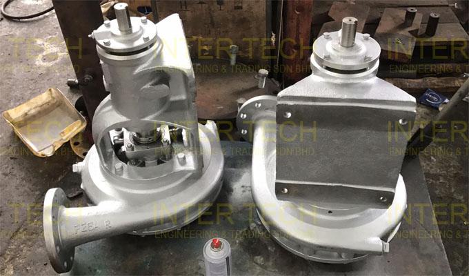 Mazda Pump U-105MS U2505MS