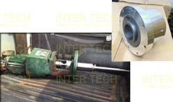 Lightnin Mixer LSS & SGS (Replace Shaft, Gear Pinion Set, Shut Off Nut & Mechanical Seal)