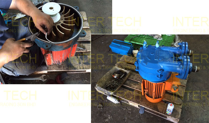 Sihi LEM LEMA Liquid Ring Pump
