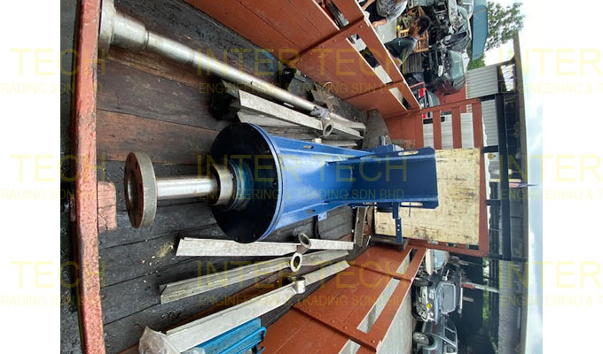 Vessel Agitator Mixer