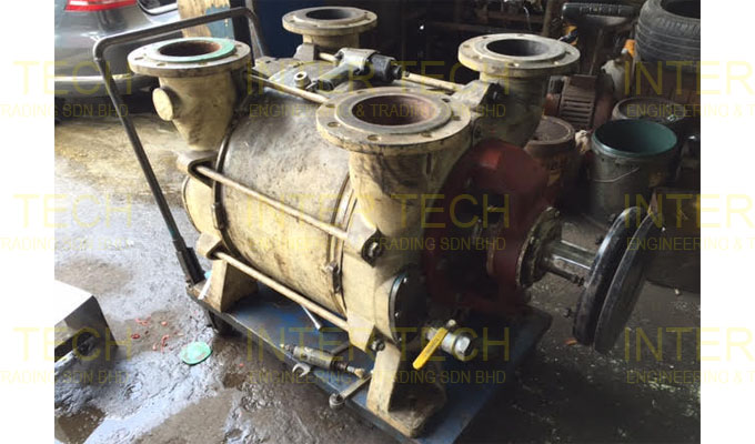 Sihi Liquid Ring Vacuum Pump LEHY