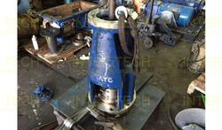 Ekato Agitator Service Repair - Dismantle