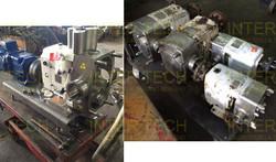 APV HL & CL Series Lobe Pump