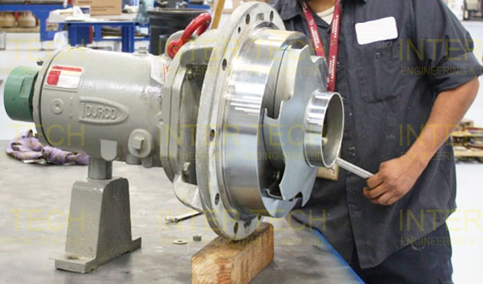 Flowserve Durco Centrifugal Pump Repair