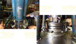 Geppert Ruhrtechnik Mixer - Mechanical Seal Crane Packing (John Crane) Type 151 & 153