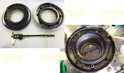 Geppert Ruhrtechnik Mixer - Mechanical Seal (After Repair)