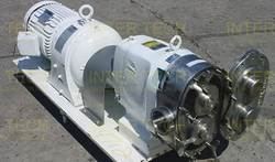 Pureflo Jabsco 24 Series Lobe Pump
