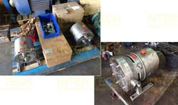 APV DW Series Lobe Pump