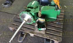 Lightnin Mixer SXJS (Replace Shaft, Gear Pinion Set, Shut Off Nut & Mechanical Seal)