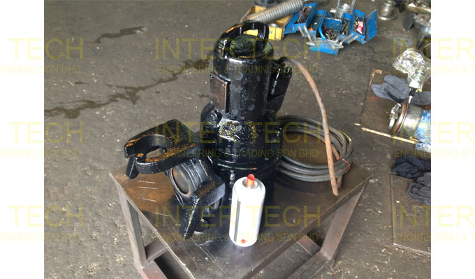 ABS AFP Submersible Pump